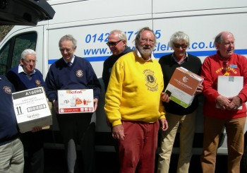 A SPEC-TACULAR EFFORT FROM LIONS CLUBS