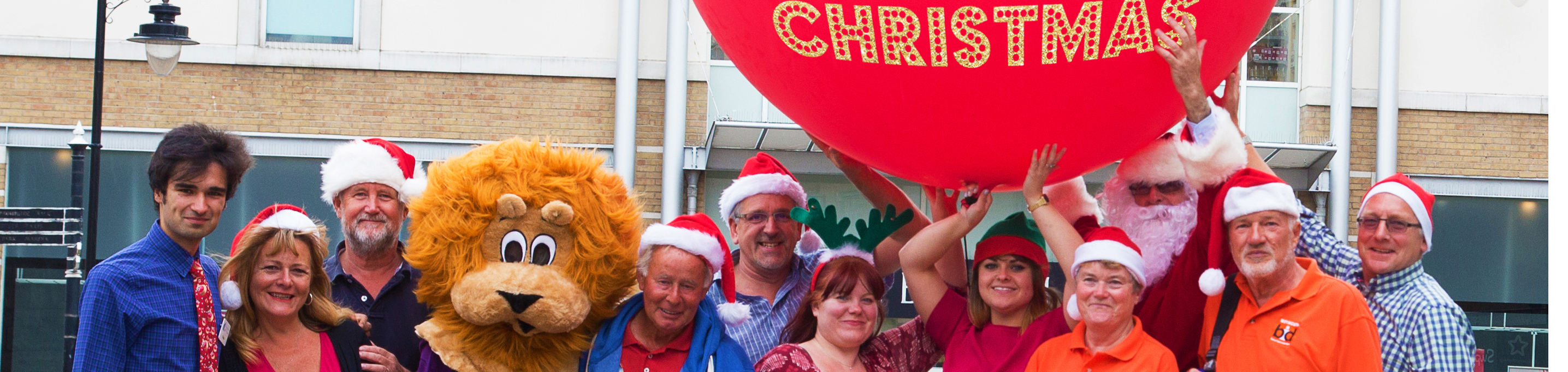 WEYMOUTH'S BIG CHRISTMAS IS COMING TO TOWN – 4th to 31st DECEMBER 2015