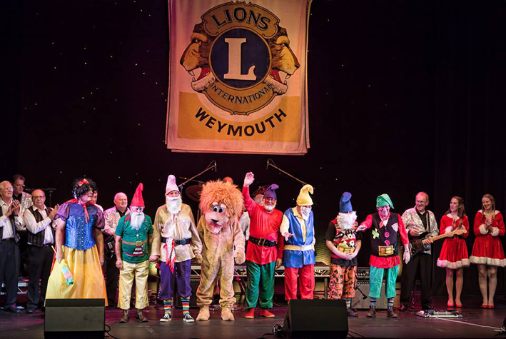 LIONS CHRISTMAS SHOW – A 'SELL OUT' ONCE AGAIN.