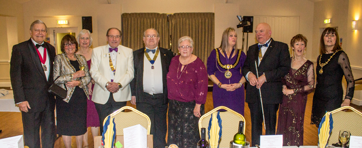 LIONS CELEBRATE THEIR 46th CHARTER ANNIVERSARY